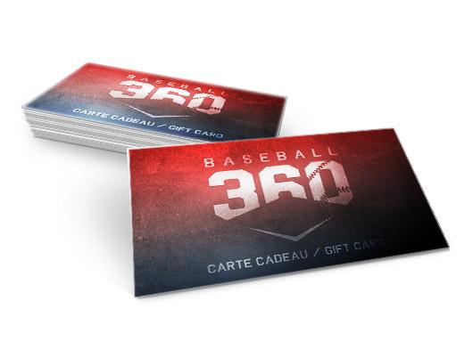 Baseball 360 Gift Cards
